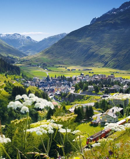 """""""the hills are alive"""" the Swiss Alps... fingers crossed I'll get there."""