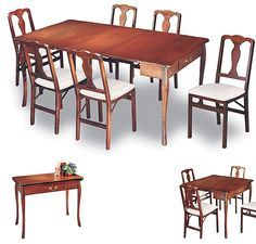 1000 Ideas About Folding Tables On Pinterest Round