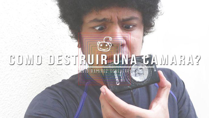 DESTRUYENDO UNA CÁMARA - 24 AGOSTO ► AFRODIARIO