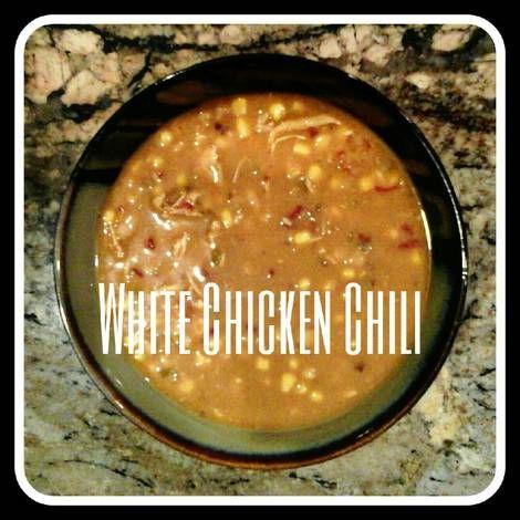 White Chicken Chili- Pressure Cooker