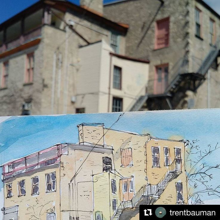 #Repost @trentbauman with @repostapp  The rear of Grand Cafe in Galt