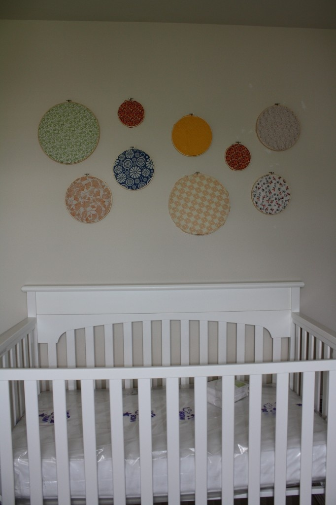 easy nursery deco.