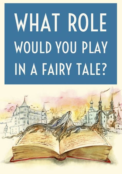 Fairy Tale Quiz: Let's find out where you belong in a magical kingdom.
