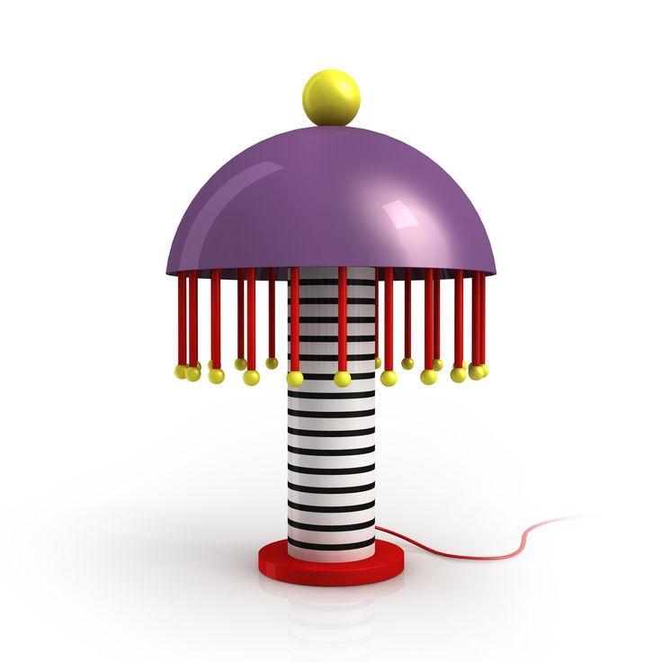 #josephine lamp, design by Elena Cutolo for #altreforme, A Moveable Feast, #paris in the #Twenties collection, #interior #home #decor #homedecor #furniture #aluminium