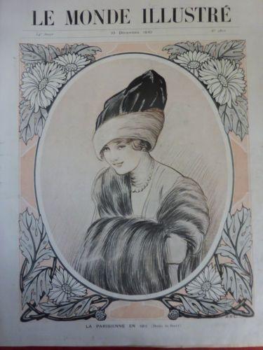 1910-MI10-12-PARISIENNE-MODE-CHIC-HAUTE-COUTURE-FOURRURE-PERLES-CHAPEAU
