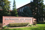 The two-year community college, Sacramento City College – formerly Sacramento Junior College – is Sacramento's oldest institution of higher learning. Photo by Lance Armstrong