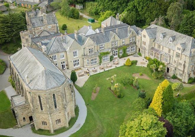 Hotels in Cornwall | The Alverton | Truro | Cornwall