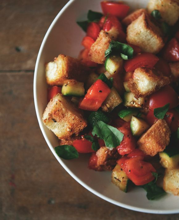 end of summer panzanella free people garden tomatoes end of summer ...