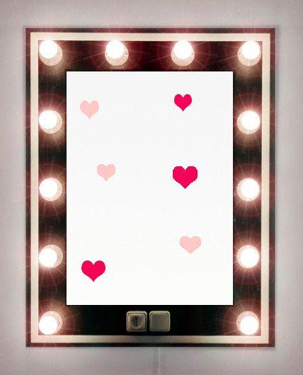 M s de 25 ideas incre bles sobre espejo con luces en - Luces de camerino ...