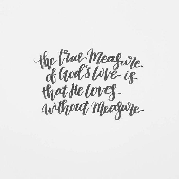 From Our Daily Bread  @ourdailybread  #love #ourdailybread #prayers #brushlettering #letteringmy #calligraphymy #dailytype #typography #words #qotd #quote #measureoflove #God #limitless.