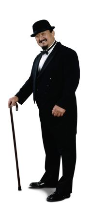 """Mr. Fuji  Height: 5'10""""  Weight: 270 lbs.  From: Osaka, Japan  Signature Move: Cobra Hold  Career Highlights: World Tag Team Champion; 2007 WWE Hall of Fame Inductee"""