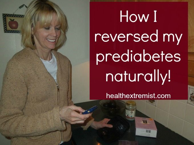 How I Was Able to Reverse Prediabetes and You Can Too in just 11 Steps (Great PCOS tips too)