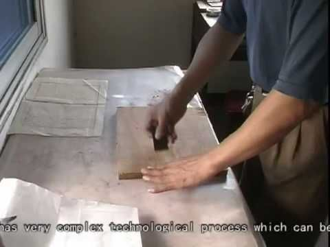 China engraved block printing technique  this is an official unesco video for those interested in ancient printing information