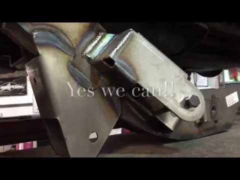 Cutting Rust Out of Your Jeep Frame