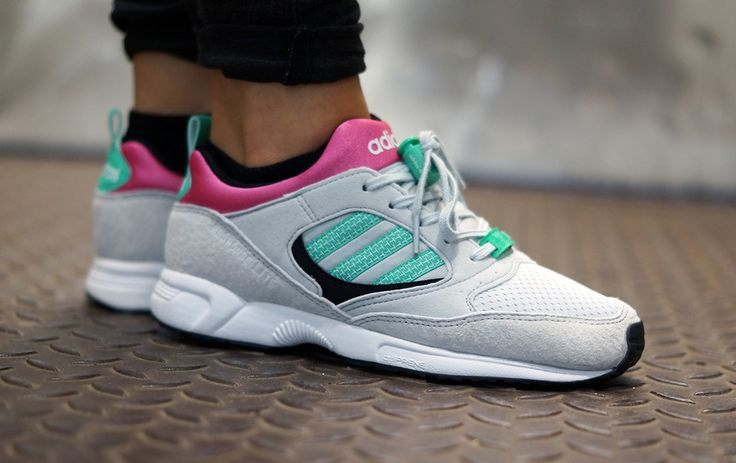 Women's Sneakers :    adidas Torsion Response Lite (Grey, Mint & Pink) – EU Kicks: Sneaker Magazine  - #Sneakers https://talkfashion.net/shoes/sneakers/womens-sneakers-adidas-torsion-response-lite-grey-mint-pink-eu-kicks-sneaker-magazin/