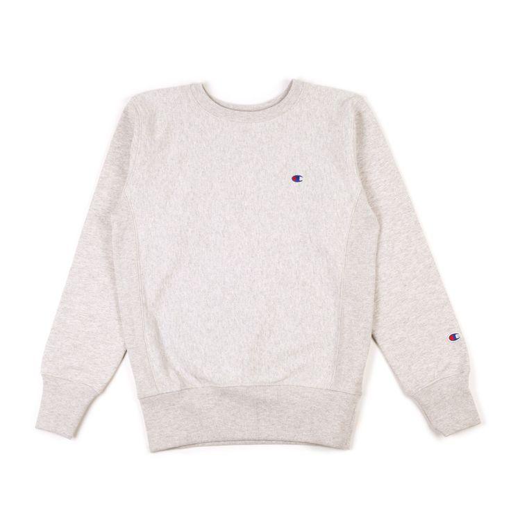 Champion reverse weave crewneck sweatshirt | Menu0026#39;s jumpers and sweaters | Pinterest | Sweatshirts