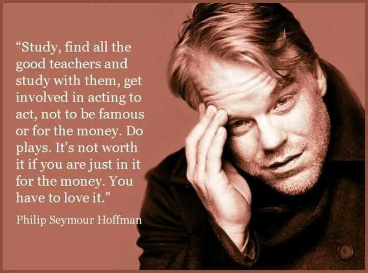 32 Tips From Established Actors - backstage.com