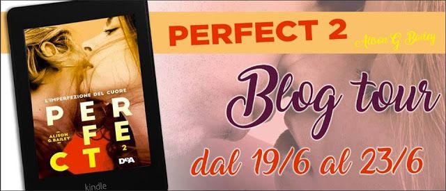 Romance and Fantasy for Cosmopolitan Girls: Blog Tour: Perfect 2 di Alison G. Bailey