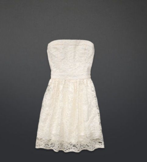 Cute lace dress from Abercrombie kids want it so badly!!!