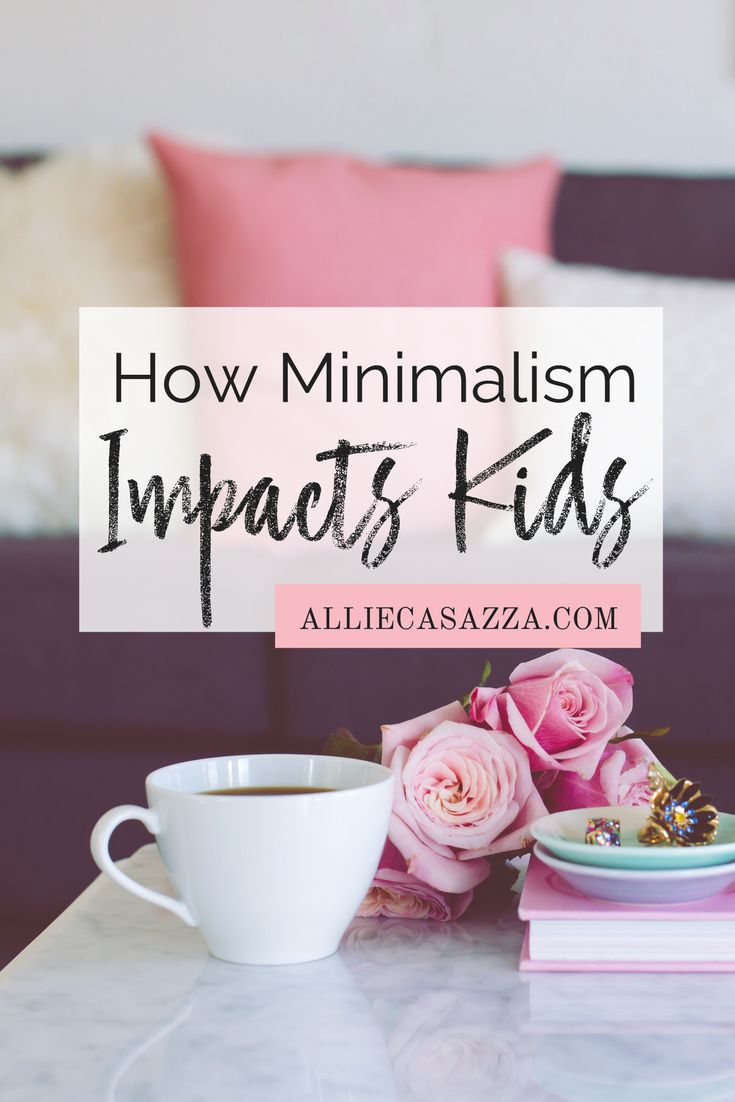 THE EFFECTS OF MINIMALISM ON MY CHILDREN    In the last five years of raising my babies under the minimalist lifestyle, I have seen a huge shift in my children and our family as a whole, and I notice some truly amazing differences in my kids on a regular basis.