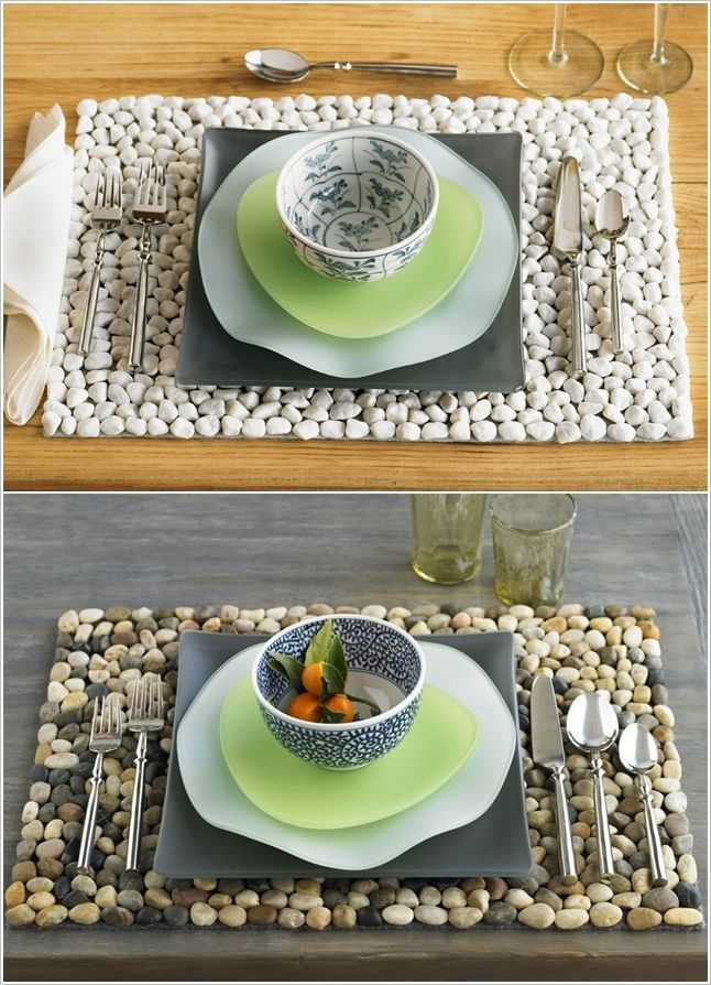 From River Stone Mats to Tic Tac Toe DIY Stone Projects You Can Try Right Now