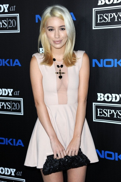 Christian Serratos At ESPN Magazines 4th Annual Body