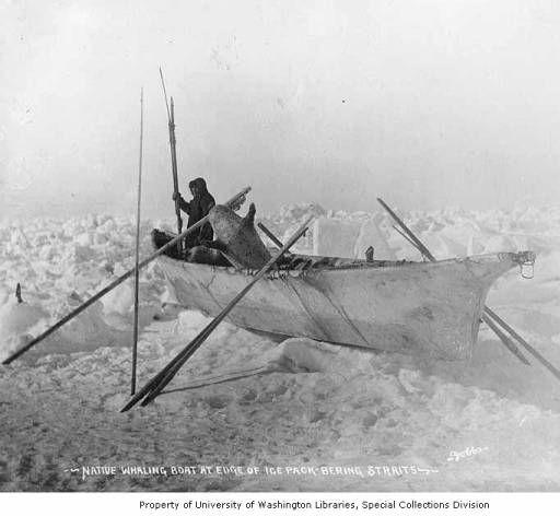676 best arctic circle skinboat kayak etc images on for Circle fishing boat