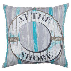 Zumo At The Shore Cushion Multi 45cm