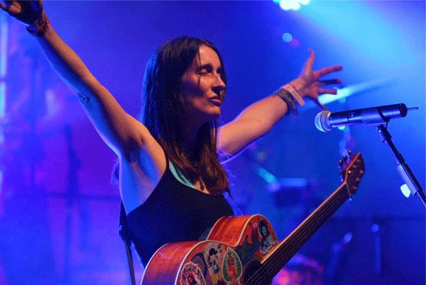 Andrea Echeverri: 22 Best Images About Aterciopelados On Pinterest
