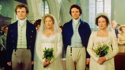 Matrimonio In Jane Austen : The ultimate movie and tv weddings gallery elizabeth