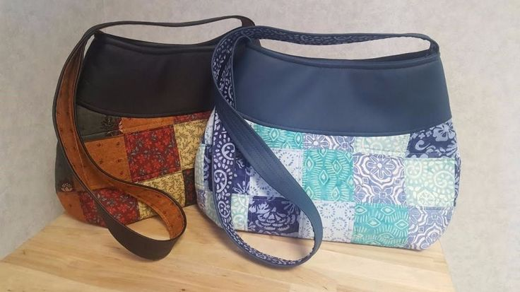 Faux Leather & Patchwork Bag - Tuesday 6th June  Ever wanted to try sewing with faux; come along and make this fabulous bag and learn the technique of sewing with faux leather, which adds that professional look to any bag.    This is a one day workshop running from 10am-4pm and is run by Julie who will be on hand throughout to help you through the course.