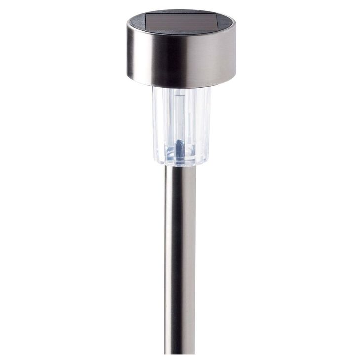 Cole & Bright Value Solar Marker Light Stainless Steel