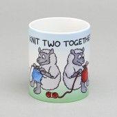 Mug Knit Two Together