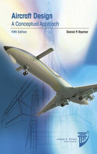 Aircraft Design: A Conceptual Approach (Aiaa Education Series) by Daniel P. Raymer, http://www.amazon.com/dp/1600869114/ref=cm_sw_r_pi_dp_Eq47sb06GJ69C