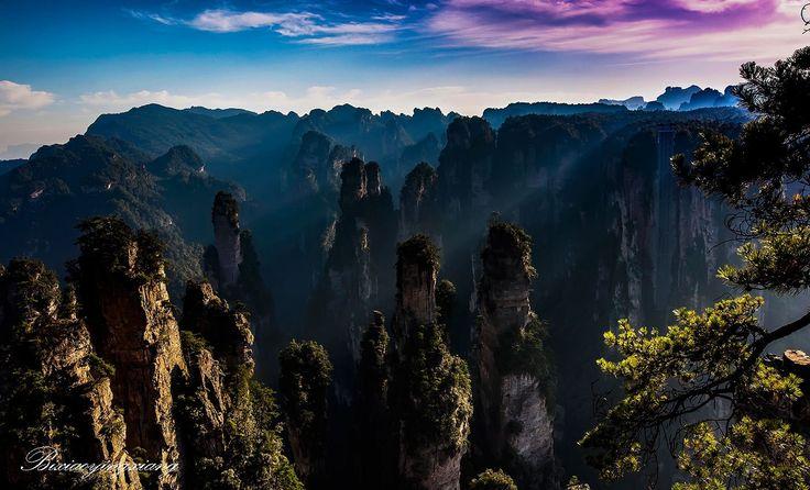 湖南张家界之奇山 -