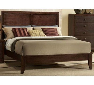Winston Porter Uribe Panel Bed in 2018 Products Pinterest
