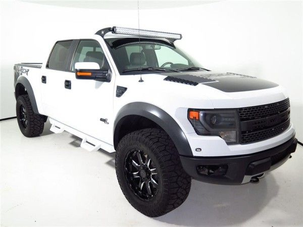 The 25 best ford raptor for sale ideas on pinterest f150 for 2014 ford raptor svt supercrew only miles tons of custom stuff on this awesome truck navigation rear camera side steps sunroof inch black rh voltagebd Choice Image