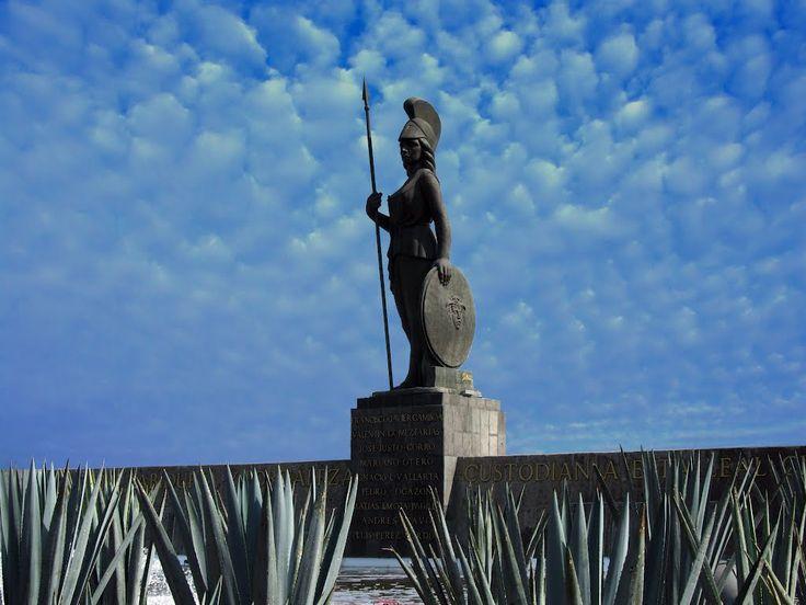 Glorieta de la Minerva, Guadalajara, Jalisco