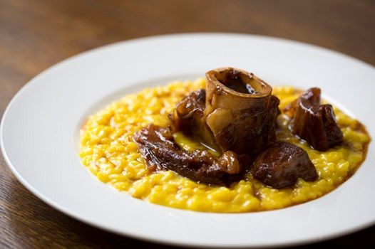Cafe Murano. £19/£23 for two/three courses.