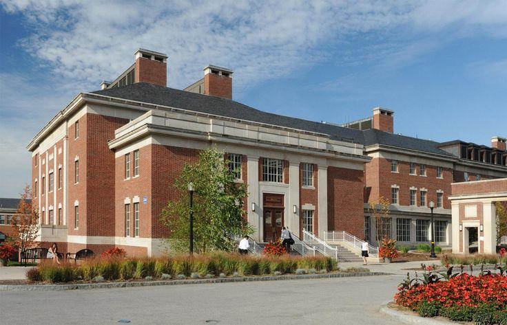 Gleason Hall @ University of Rochester