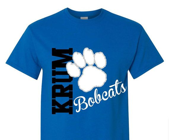 school spirit tshirt team spirit shirt - T Shirt Design Ideas For Schools