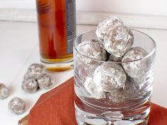 Recipe for Bourbon Balls: 1 box of vanilla wafers 1 Cup powdered sugar 1 Young male bourbon ...