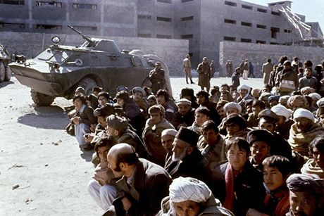 Kabul after soviet invasion