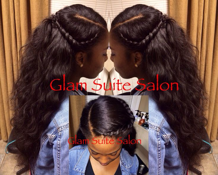 Hair Style Sew In : ... sew-in: Brazilian Hair, Weave Hairstyles, Hair Ideas, Hair Styles, Sew