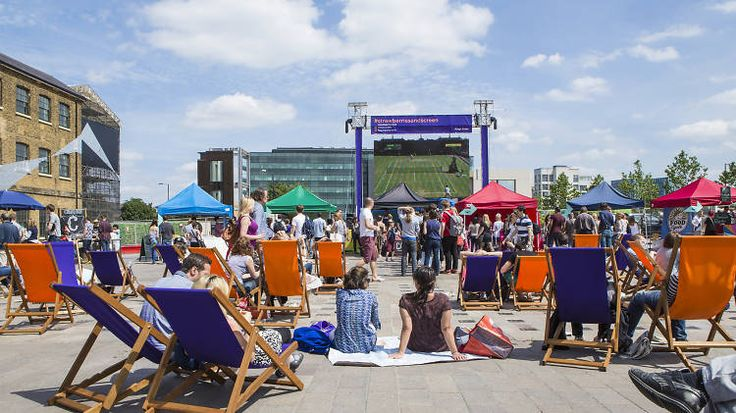 Wimbledon tennis screenings in London – Where to watch Wimbledon live