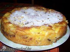 Kipróbált Almás-diós fahéjas gyors torta recept egyenesen a Receptneked.hu gyűjteményéből. Küldte: Zitko Szilvia