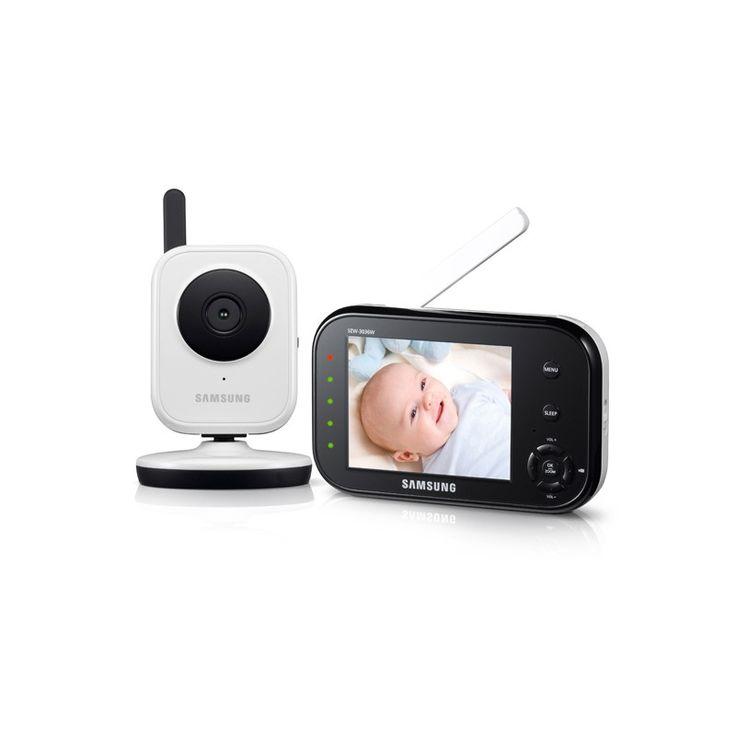 Samsung SEW-3036/EX Babyfon LCD Schwarz Weiß 10 - 40 °C #Samsung Hanwha #SEW-3036 /EX #Sicherheit / Überwachung Hier klicken, um weiterzulesen.