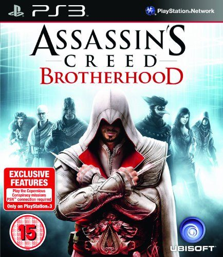 ASSASSINS CREED BROTHERHOOD ** To view further for this item, visit the image link. Note:It is Affiliate Link to Amazon.