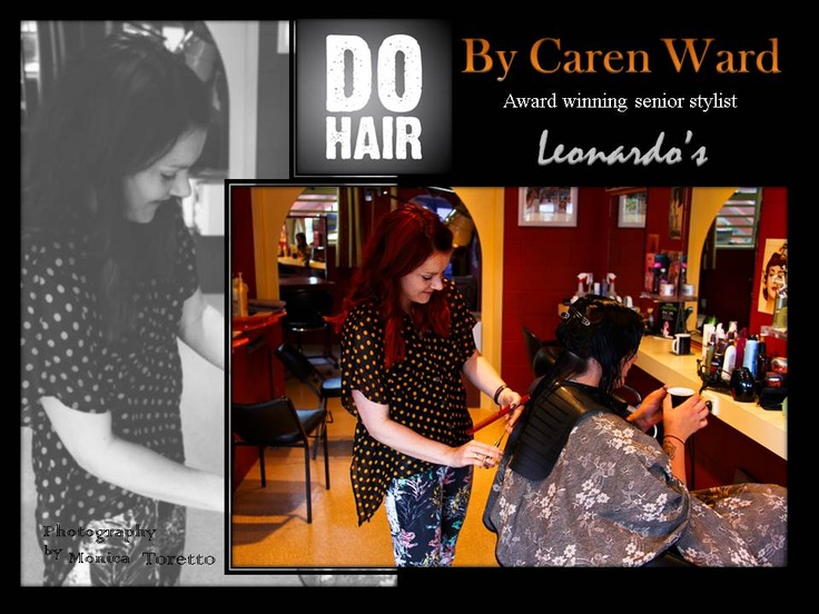 Iluvinvers spend the morning with Caren from Do Hair.  You can find her at Leonardo's on Herbert Street in Invercargill, or give her a call on 03 218 3258