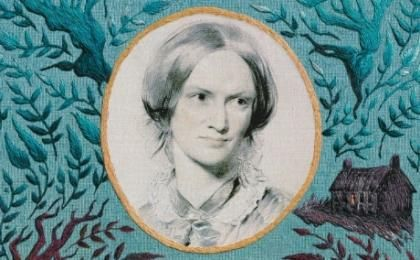 Cover of Charlotte Bronte: A Life featuring portrait of Charlotte Bronte